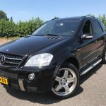 Mercedes Benz ML63 AMG DAANAUTO.NL