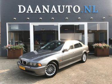BMW 530i Youngtimer DAANAUTO.NL kopen heemskerk amsterdam