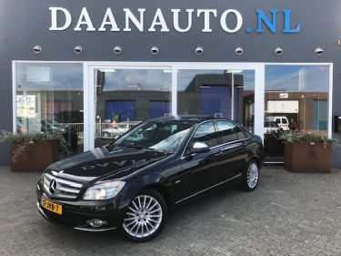 Mercedes Benz C280 Avantgarde Automaat DAANAUTO.NL Amsterdam Heemskerk kopen