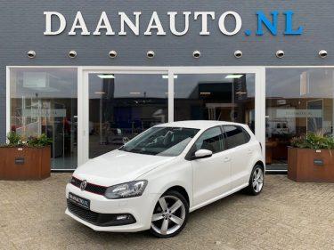 Volkswagen Polo 1.2 TSI GTI look Xenon DAANAUTO.NL kopen te koop Amsterdam Heemskerk Haarlem Alkmaar Zaandam
