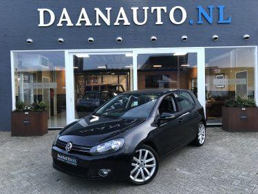 Volkswagen Golf 1.2 TSI Comfortline BlueM Navi Daanauto