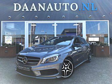 Mercedes-Benz A180 AMG | Night | Navi | Pano | ParkV+A | 1e Eig. | Origineel NL Daanauto.nl Daanauto te koop kopen