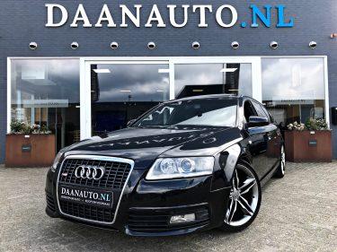 Audi A6 Avant 2.4 V6 S-Line Pro Line Business Leder Bi-Xenon Navi Pano Origineel NL te koop kopen Daanauto Daanauto.nl
