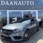 Mercedes-Benz C180 Estate Sport Edition Premium Plus AMG 1e Eigenaar   Origineel NL Daanauto Daanauto.nl te koop kopen