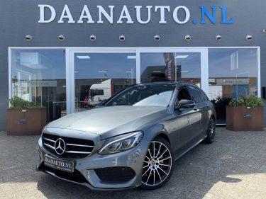Mercedes-Benz C180 Estate Sport Edition Premium Plus AMG 1e Eigenaar | Origineel NL Daanauto Daanauto.nl te koop kopen