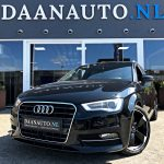 Audi A3 zwart kopen 5 deurs Sportback 2.0 TDI Ambition Pro Line S 150 PK | 2x S-Line | Dealer Onderhouden | S-Tronic | Audi Drive Select | LED | ParkV+A | Achteruitrijcamera
