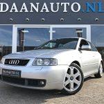 Audi S3 kopen 2000 2001 2002 2003 3 deurs zilver grijs