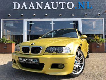 BMW 3 serie M3 Coupe E46 te koop kopen Amsterdam Daanauto.nl