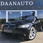 BMW kopen 325i Dynamic Executive Xenon m sport Automatische Airco Metallic Lak heemskerk occasion zwart sedan e90 e60