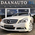 Mercedes-Benz E-klasse E200 E 200 Coupé AMG Avantgarde te koop kopen Amsterdam