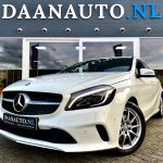 Mercedes Benz a klasse A200 amg Urban Ambition Facelift wit te koop kopen Amsterdam heemskerk occasion Daan auto daanauto