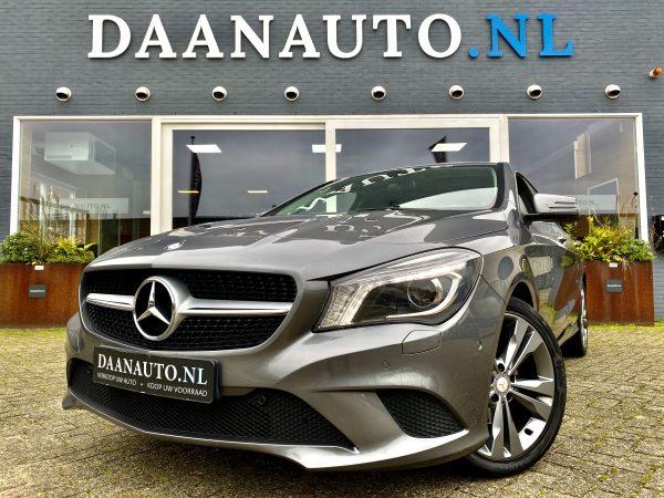 Mercedes Benz CLA180 CLA 200 Urban AMG Ambition grijs te koop kopen occasion Amsterdam Heemskerk