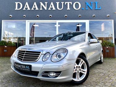 Mercedes Benz e klasse E280 Avantgarde AMG pakket te koop kopen Amsterdam Heemskerk occasion Daan auto daanauto e250 e300