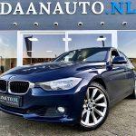 BMW 320i 318 320 316 high Executive leer leder zwart donkerblauw te koop kopen occasion Amsterdam heemskerk Daanauto daan auto