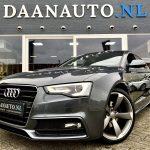 Audi A5 Sportback 1.8 TFSI S Edition 2x S-Line grijs Daytonagrijs s line Amsterdam heemskerk occasion Daanauto daan auto