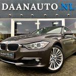 BMW 328i High Executive Luxury Line bruin kopen te koop leder leer occasion Amsterdam heemskerk