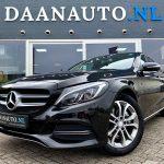 Mercedes-Benz C klasse c180 c200 Prestige avantgarde zwart te koop kopen Daanauto heemskerk Amsterdam