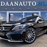 Mercedes-Benz C200 Prestige AMG c180 zwart full option te koop kopen heemskerk Amsterdam occasion