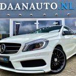 Mercedes-Benz A180 Ambition AMG wit a klasse te koop kopen heemskerk beverwijk occasion Amsterdam
