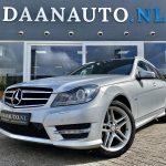 Mercedes-Benz C180 Estate Avantgarde AMG Zilver te koop kopen amsterdam