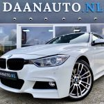 BMW 320i High Executive Shadow Line M-Sport m pakket wit te koop kopen 3 serie