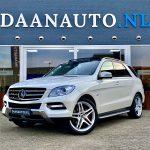 Mercedes-Benz ML350 wit parelmoer m-klasse kopen te koop amg 4matic Amsterdam