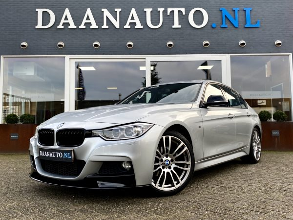 BMW 316i Executive M-Sport grijs zilver sedan 3 serie m pakket m performance te koop kopen Amsterdam heemskerk