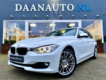 BMW 320i Touring Executive wit station stationwagon occasion te koop kopen 3 serie heemskerk Amsterdam