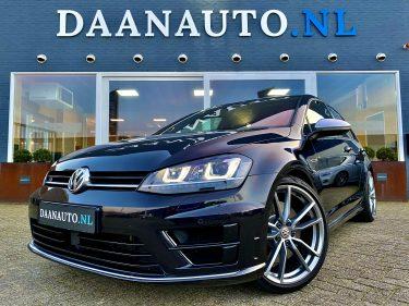 Volkswagen Golf 2.0 TSI R 4Motion zwart pretoria Pano panoramadak occasion te koop kopen Amsterdam beverwijk