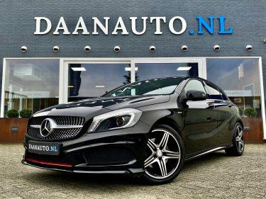 Mercedes-Benz A250 Sport AMG zwart a klasse 211 pk te koop kopen occasion heemskerk beverwijk Amsterdam