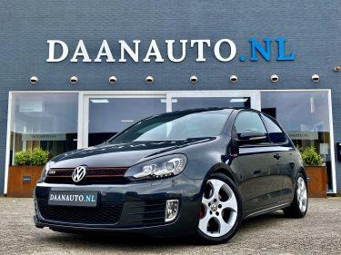 Volkswagen Golf 2.0 TSI GTI grijs occasion te koop kopen xenon Amsterdam heemskerk beverwijk