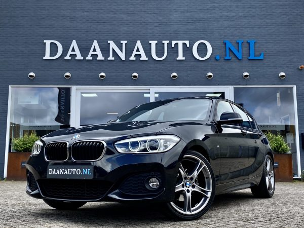 BMW 1 serie 120i 4 cilinder High Executive M-Sport LCI occasion te koop kopen Amsterdam heemskerk beverwijk