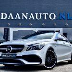 Mercedes-Benz CLA 45 AMG magno zilver designo occasion te koop kopen Amsterdam heemskerk beverwijk