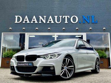 BMW 3 serie 320i sedan M-Sport m performance LCI zilver occasion te koop kopen Amsterdam heemskerk beverwijk